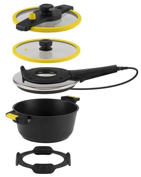 Remoska Elektrický hrniec na pečenie Remoska Tria T41/44 Tria Yellow