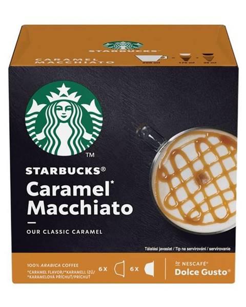 Starbucks Kapsule pre espressa Starbucks Caramel Macchiato 12 ks