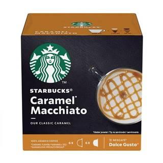 Kapsule pre espressa Starbucks Caramel Macchiato 12 ks