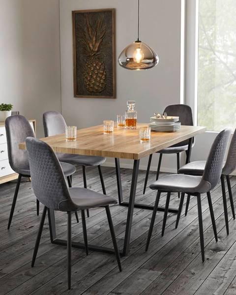 Möbelix Jedálenský stôl Dave 160x90 Cm