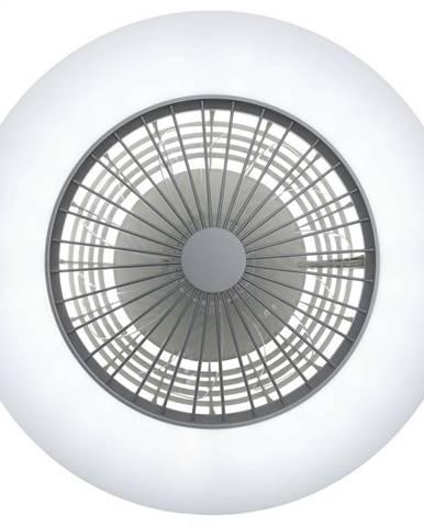 Led stropné svietidlo Lasser Ø: 50cm, s Ventilátorom