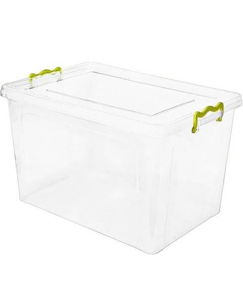 Berlinger Haus Aldo Plastový úložný box 9,2 l, biela