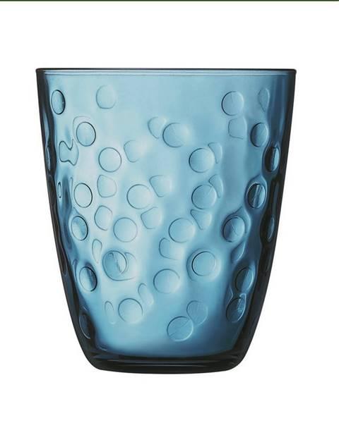 LUMINARC Luminarc Sada pohárov CONCEPTO PEPITE 310 ml, 6 ks, modrá
