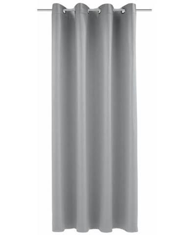 Albani Zatemňovací záves Mia sivá, 140 x 245 cm