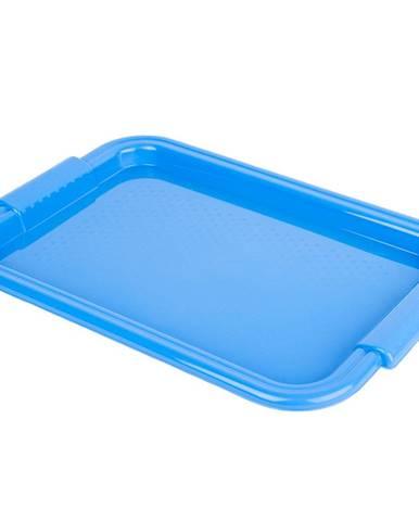 Tontarelli Servírovacia tácka 45 x 30 cm, modrá