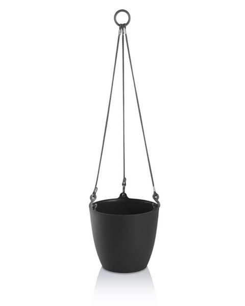Tescoma PLASTKON květináč ARIELLA pr.18cm ANTR závěsný