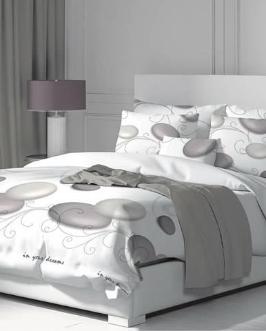 Kvalitex Bavlnené obliečky Zen, 220 x 200 cm, 2 ks 70 x 90 cm