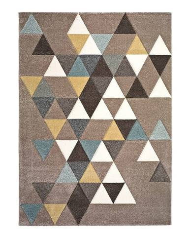Koberec Universal Triangles, 160 × 230 cm