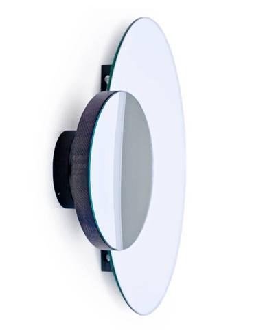 Nástenné dvojité zrkadlo Wireworks Mezza Dark
