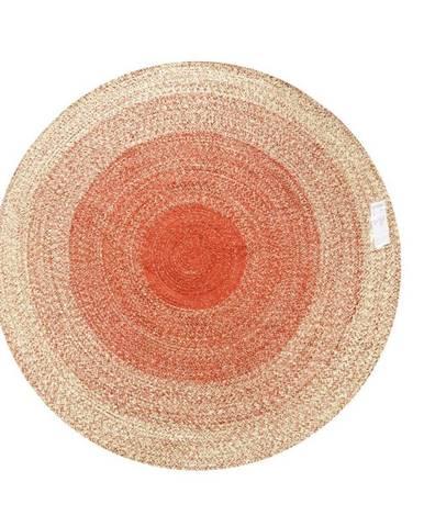 Hladko Tkaný koberec Marie, P: 160cm