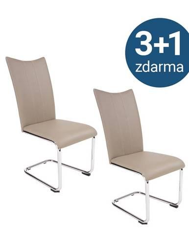 Hojdacia stolička Iris 3+1 zdarma (1&