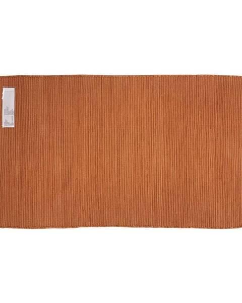 Möbelix Zošívaný Koberec Julia, 60/90cm, Oranžová