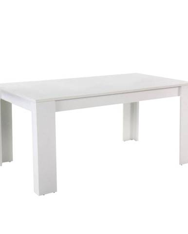Jedálenský stôl biela 140 TOMY NEW