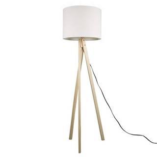 Tempo Kondela Stojaca lampa Lila 6, biela