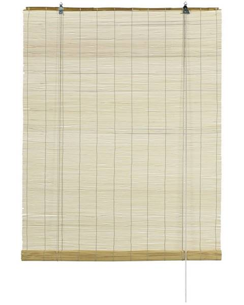 Gardinia Gardinia Roleta bambusová prírodná, 80 x 160 cm
