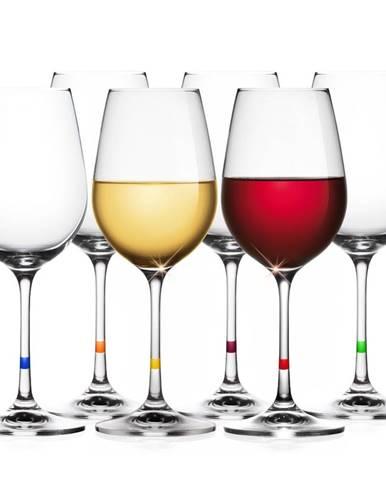 Tescoma UNO VINO Poháre na víno 350 ml, 6 ks