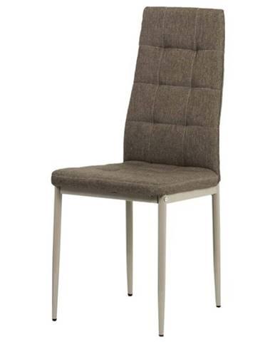Jedálenská stolička ADELE hnedá