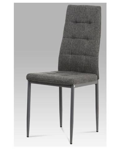 Jedálenská stolička ADELE sivá