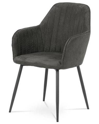Jedálenská stolička SONJA sivá