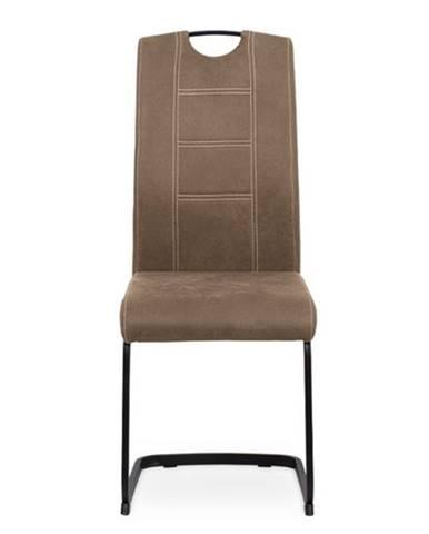 Jedálenská stolička ESTER hľuzovková