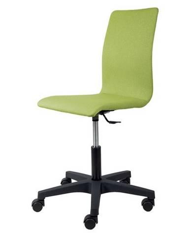 Kancelárska stolička FLEUR zelená