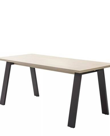 Pracovný stôl ENNIO dub elegance/antracit