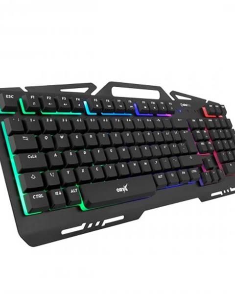 Niceboy Herná klávesnica Niceboy ORYX K200