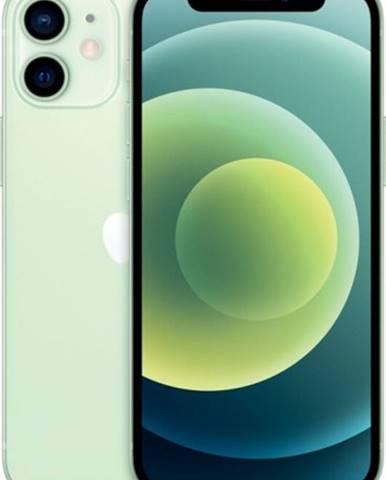 Mobilný telefón Apple iPhone 12 mini 128GB, zelená