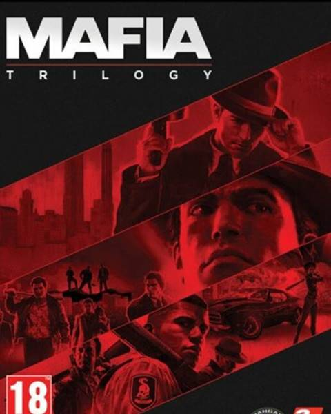 AT Computers PC hra Mafia Trilogy