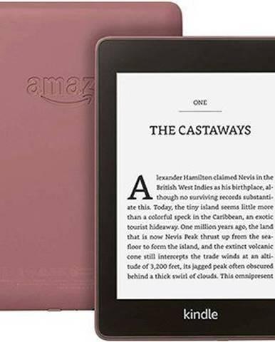 Čítačka Amazon KINDLE Paperwhite 4 2018, slivka, s reklamou