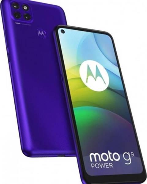 Motorola Mobilný telefón Motorola G9 Power 4 GB/128 GB, fialový