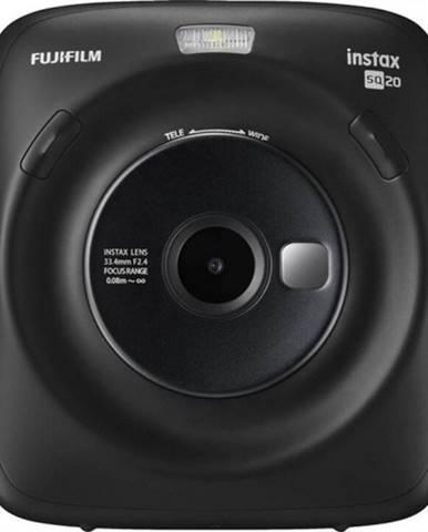 Fotoaparát Fujifilm Instax Square SQ20, čierny