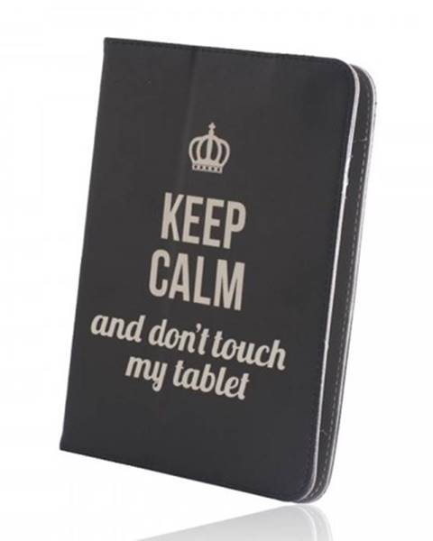 GreenGo Puzdro na tablet GreenGo Keep Calm, 7- 8