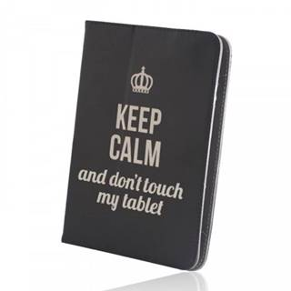 Puzdro na tablet GreenGo Keep Calm, 7- 8