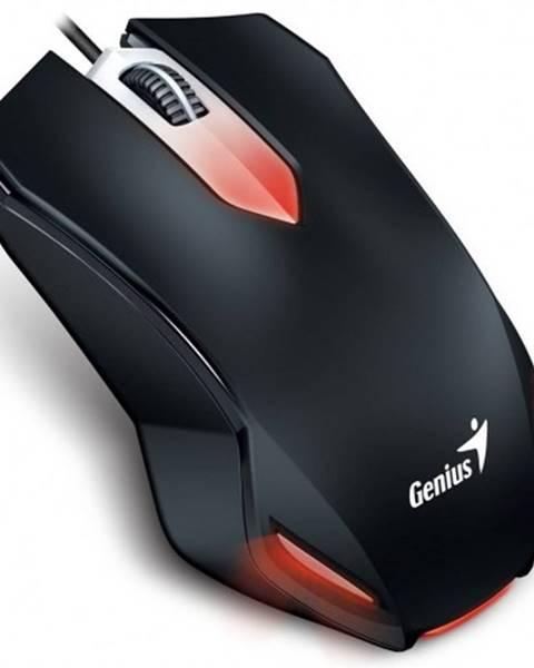 Genius Káblová myš Genius X-G200, 1000 dpi, čierna