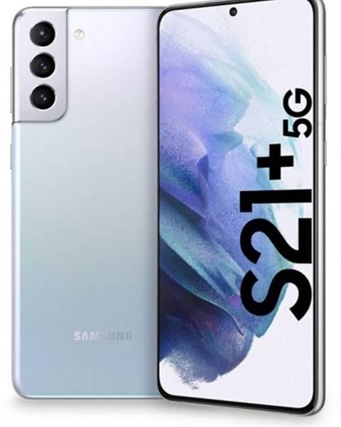 Samsung Mobilný telefón Samsung Galaxy S21 +, 8 GB/128 GB, strieborný