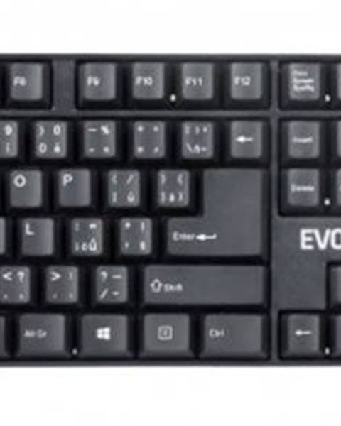 Evolveo Bezdrôtový set EVOLVEO WK-142, klávesnica + myš