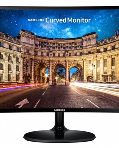 Monitor Samsung C24F390FHU + ZDARMA antivirus Bitdefender