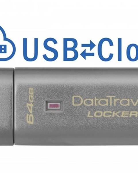 Kingston Kingston DataTraveler Locker+ G3 64GB