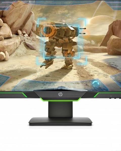 HP Monitor HP 27xq + ZDARMA antivirus Bitdefender