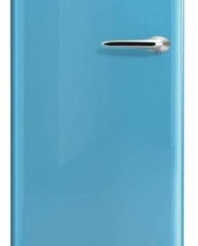 Chladnička retro s mrazničkou Gorenje ORB153BLL
