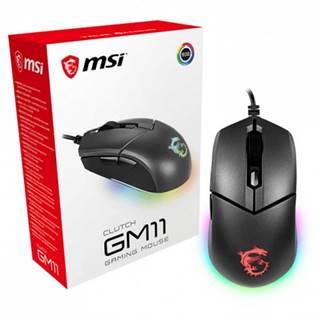 Herná myš MSI Clutch GM11