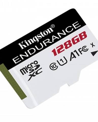Micro SDXC karta Kingston Endurance 128GB