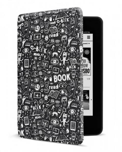 Amazon Puzdro pre Amazon Kindle Paperwhite 4, doodle POUŽITÉ, NEOPOTREBO