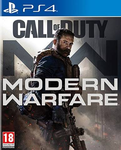 PS4 hra - Call of Duty: Modern Warfare