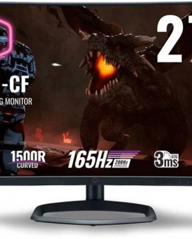 Monitor CoolerMaster GM27-CF + ZDARMA antivirus Bitdefender