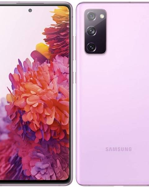 Samsung Mobilný telefón Samsung Galaxy S20 FE 5G 128 GB ružový/fialový