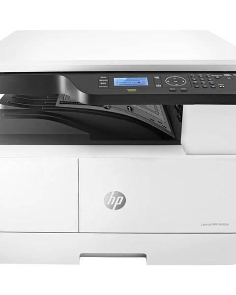 HP Tlačiareň multifunkčná HP LaserJet MFP M442dn biele