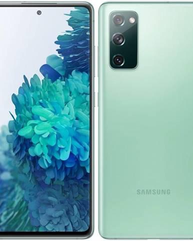 Mobilný telefón Samsung Galaxy S20 FE 5G 128 GB zelený
