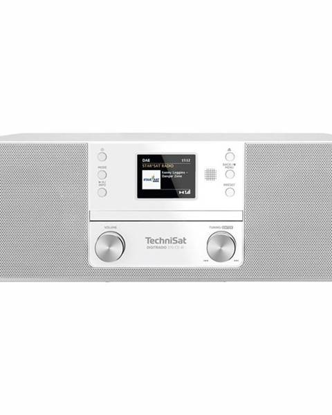 Technisat Internetový rádioprijímač Technisat Digitradio 370 CD IR biely